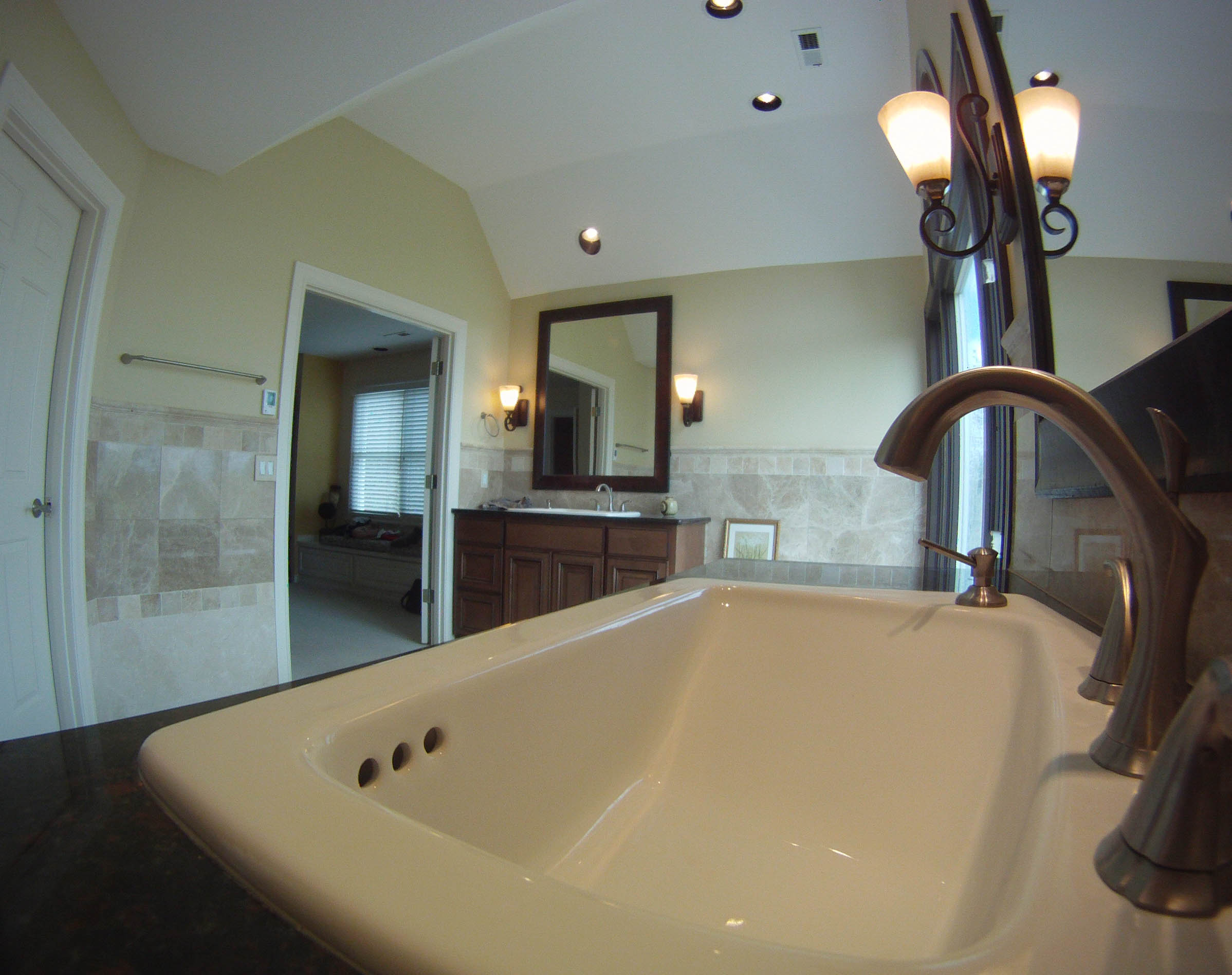 3 low cost bathroom remodel ideas affinity home design for How much to refurbish a bathroom