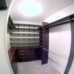 Custom closet organizer in West Linn